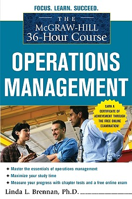 Operations Management By Brennan, Linda L.