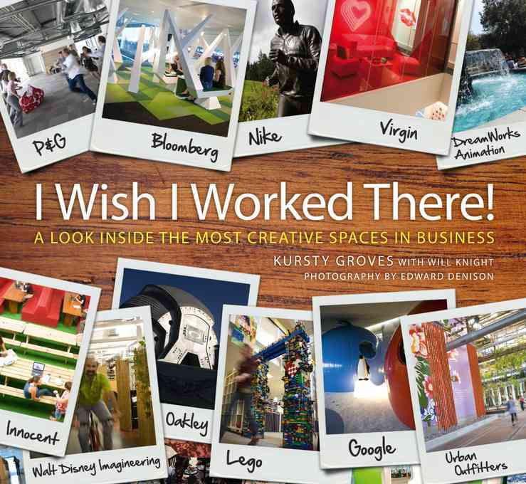 I Wish I Worked There! By Groves, Kursty/ Knight, Will/ Denison, Edward (PHT)